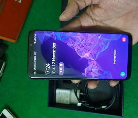 Samsung Galaxy S9 [ 256 Gigabytes ] image 1