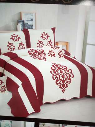 Turkish Pure Cotton Bed Cover image 3