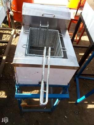 Gas Fryer(Double) image 3