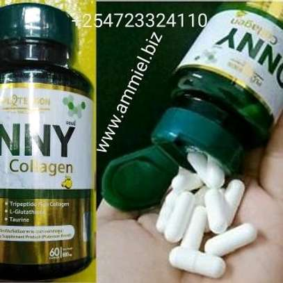 ONNY Collagen Collagen Tri-peptide  L-Glutathione Taurine 60 Capsules - By Ammiel Collection image 2