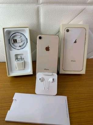 Apple Iphone 8 Mint 256 Gigabytes Gold Model Under Warranty image 1