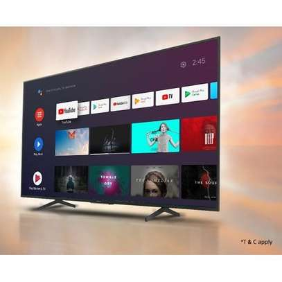 Sony 43″ 43X7500H HDR Smart Android LED Ultra HD 4K TV image 1