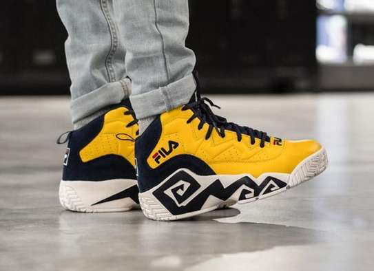 Fila MB Golden Yellow