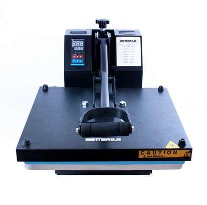 "Digital Clamshell 15""X15""Transfer Sublimation Heat Press Machine  T-Shirt image 5"