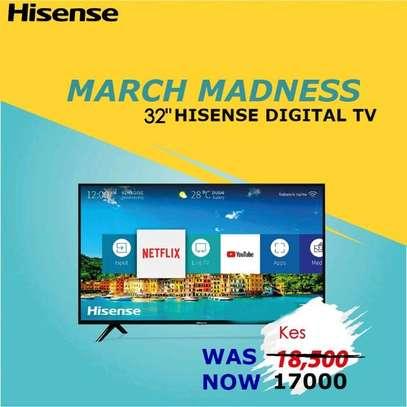 Hisense, 32 HD - Digital LED TV image 1