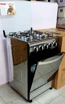 Gas cooker/Free stand gas with Oven/4pc burner gas stove image 1