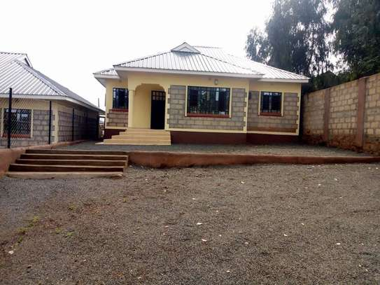 Newly built spacious three bedrooms Bungalow to rent in Ngong, kibiko