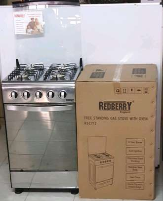 Gas cooker/Free stand gas with Oven/4pc burner gas stove image 4