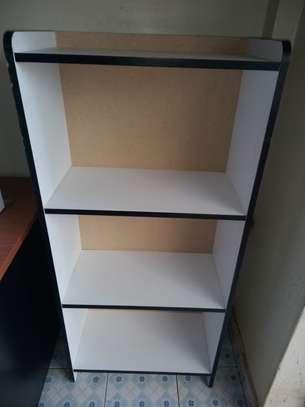 Book shelves image 1