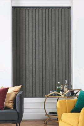 Vertical blinds with choice of colours image 2