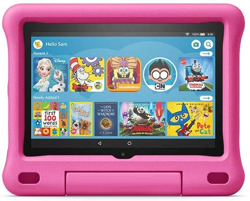 """Amazon Fire HD 8 Kids Edition Tablet, 8"""" HD display, 32 GB, Kid-Proof Case image 1"""