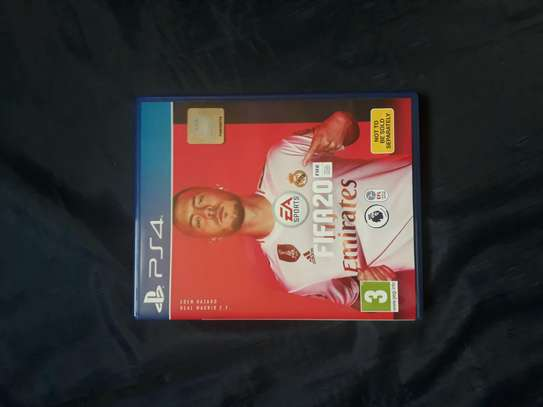 FIFA 20 video game