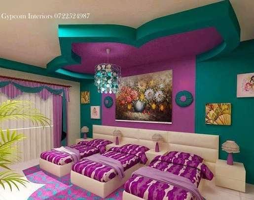 Interior design decor renovations in kilifi gypsum ceiling and other interiors