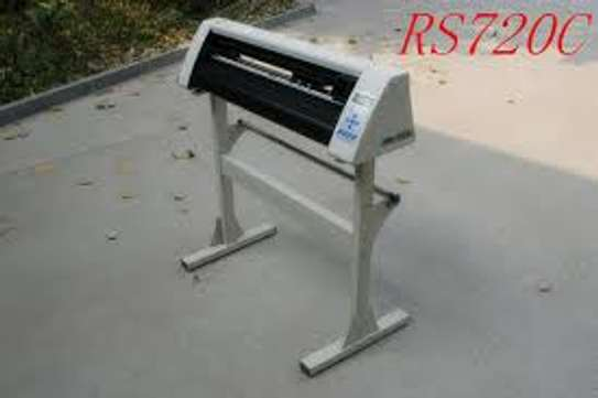 Plotter Vinyl Cutter Model Redsail RS720C image 3