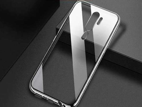Clear TPU Soft Transparent case for Oppo A5 2020/A9 2020 image 3