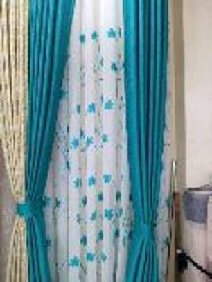 Elegant high quality double sided Curtains image 6
