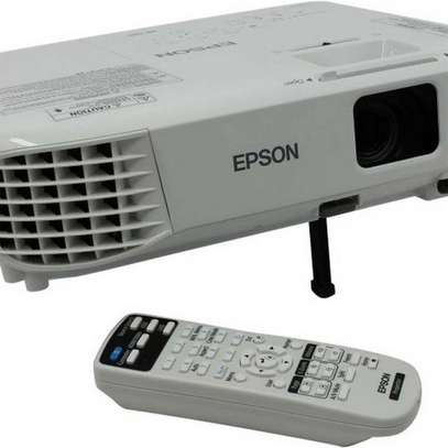 Epson EB-S05 3LCD 3200 Lumens Projector -Wide display image 2