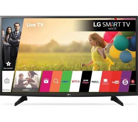 LG 49 inch smart TV 4k image 1