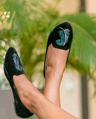 brogue shoes/flat image 3