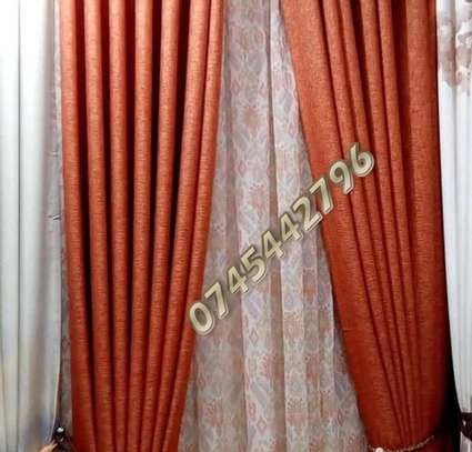 PLAIN SUPER QUALITY CURTAINS AND SHEERS image 12
