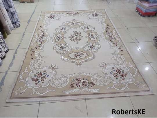Nonskid Elegant persian carpet image 1