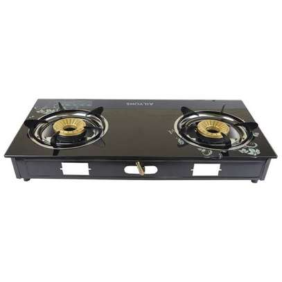 Ailyons glass toptable cooker gas image 1