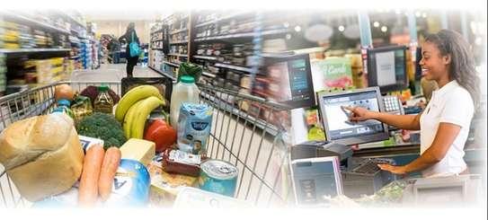 Hypermarket Supermarket or Minimarket POS Software ROBIPOS image 1