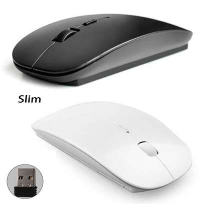 Slim 2.4GHz Optical Wireless Mouse