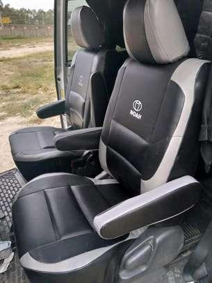 CBD Car Seat Covers image 1