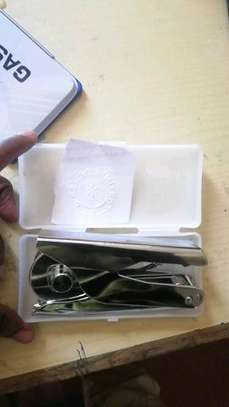 COMPANY SEALS Rubber stamps, plaques and all types of laser engraving image 11