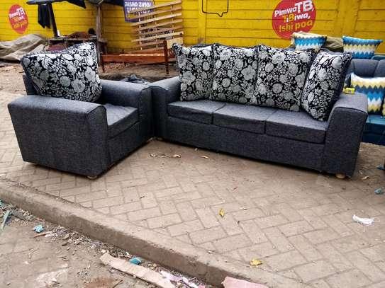 Affordable 4seater Sofa set image 2