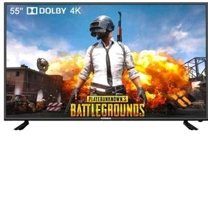 Konka 55 Inches -Ultra HD Smart 4K TV Android TV