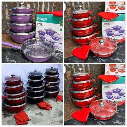 Dessini cooking pots image 1