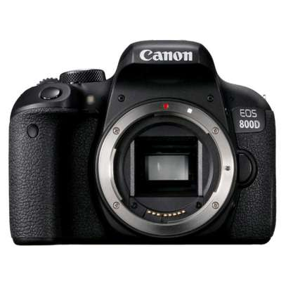 Canon EOS 800D Digital SLR Camera only image 3