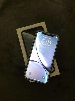 Apple Iphone xr  [ 256 Gigabytes ] With Charging Pad image 1