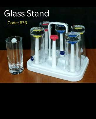 New ocean plastic glass stand image 1
