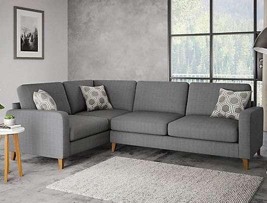 Modern L_Shape Sofa image 2
