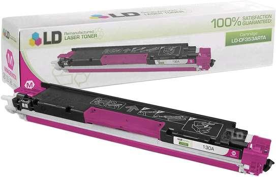 130A magneta only toner cartridge image 2