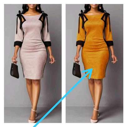 Fashined ladies dresses image 2