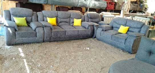 7 Seater All Fibre Couch image 1