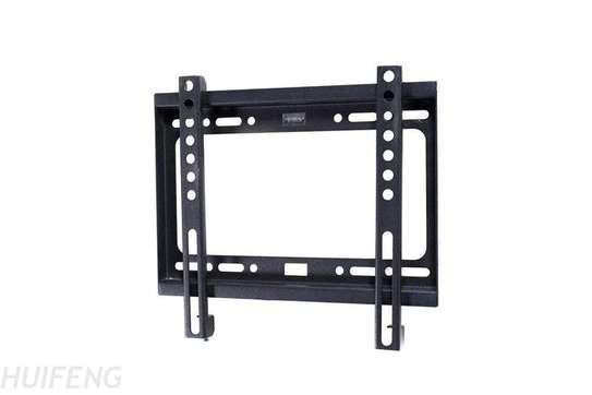 Flat screen mounting