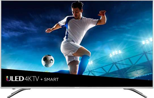 HISENSE 55INCH 4K ULTRA HD SMART LED TV