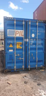 Empty 40ft shipping containers for sale image 3