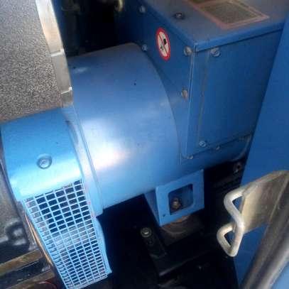 Ex UK 30kva power generator image 3