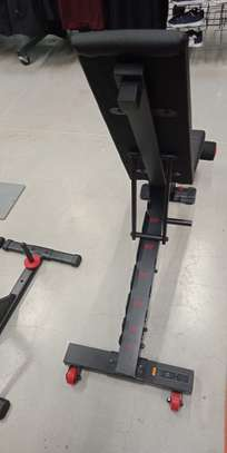 Reinforced Flat/inclined Weight bench image 5