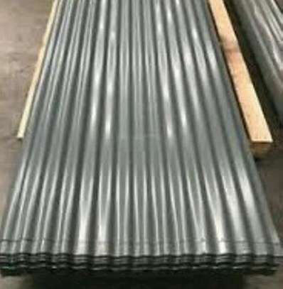 Rejected iron sheets, - 3mtr & 2.5mtr