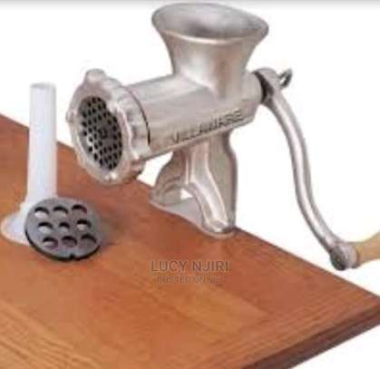 Best Manual Meat Mincer image 1