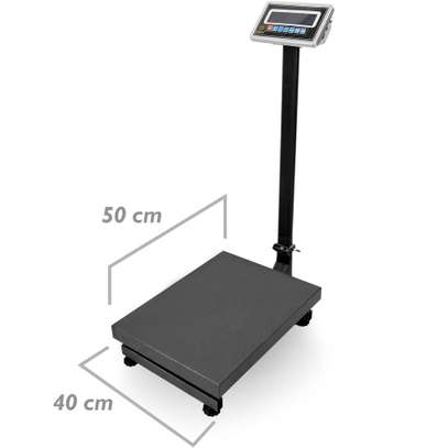tcs 300kg digital scale weight platform scale image 1