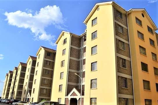 2 BEDROOM FULLY FURNISHED APARTMENTS AT GREATWALL SYOKIMAU AREA CLOSE TO JKIA