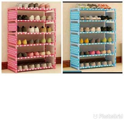 Shoe Rack...6 Tiers image 1